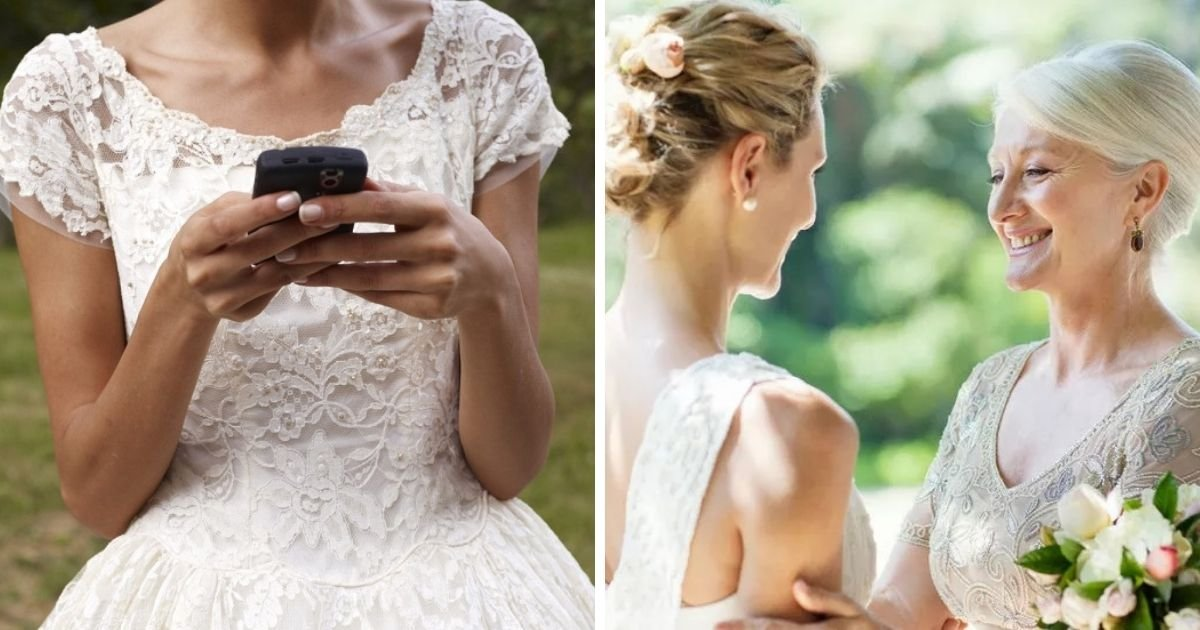 untitled design 4 15.jpg?resize=412,232 - Bride Left Shocked After Receiving Brutal Text From Her Mother-In-Law