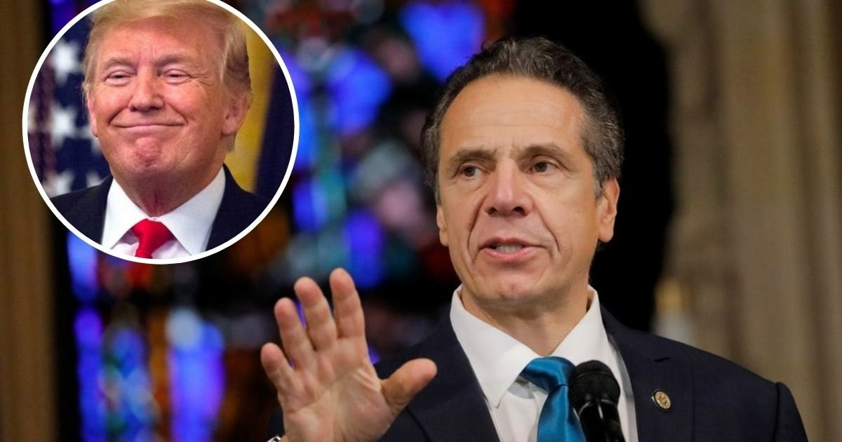 untitled design 4 18.jpg?resize=1200,630 - Governor Andrew Cuomo Defends Trump As He Slams 'Unprofessional' Reporters And 'Disrespectful' Media