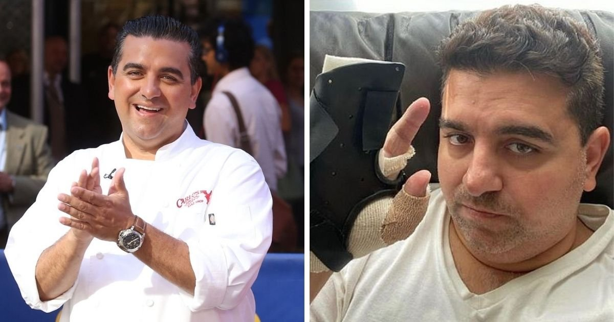 untitled design 5 11.jpg?resize=1200,630 - Cake Boss Star Buddy Valastro Suggests He May Never Bake Again Because Of His Injuries