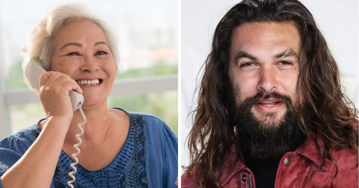 untitled design 6 2.jpg?resize=1200,630 - Grandmother Falls In Love With A Man Claiming To Be Jason Momoa