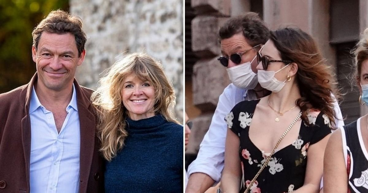 west6.jpg?resize=1200,630 - Dominic West's 10-Year Marriage To Catherine FitzGerald 'Is As Good As Over' After He Admitted His Feelings For Lily James