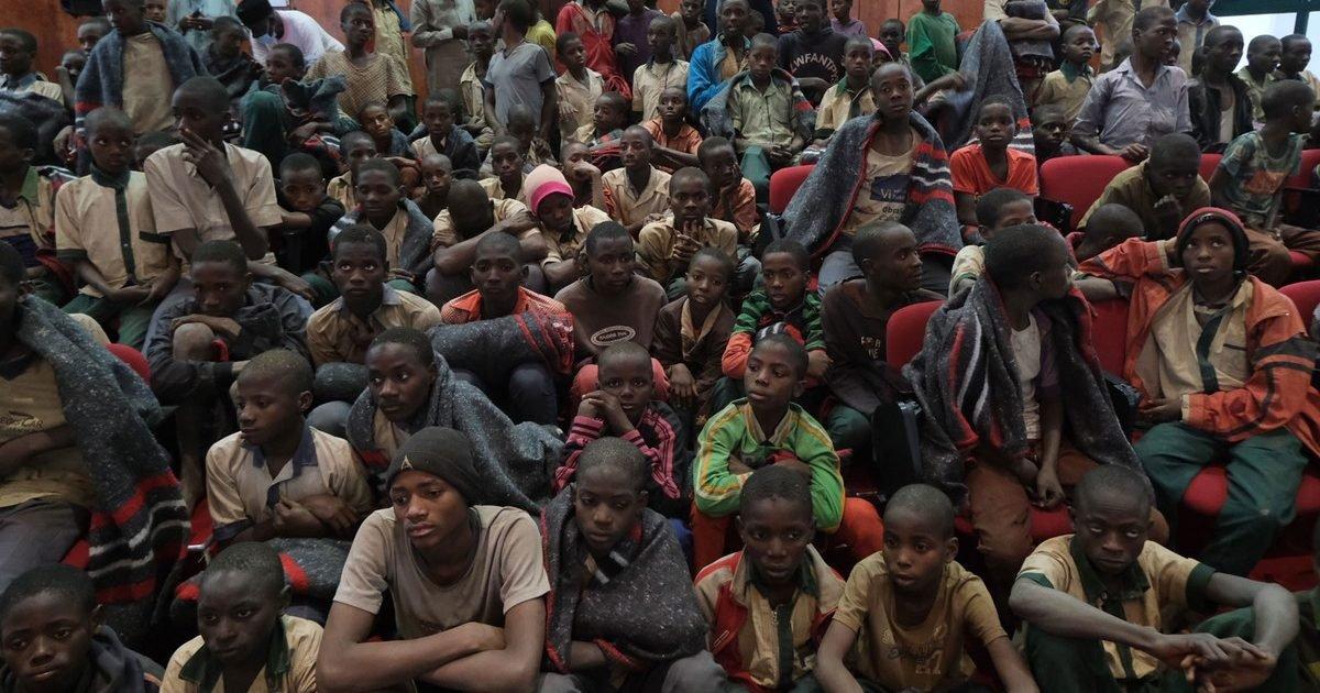 000 8xd7u3 e1608524440724.jpg?resize=1200,630 - Nigeria : 344 écoliers enlevés par Boka Haram ont été libérés