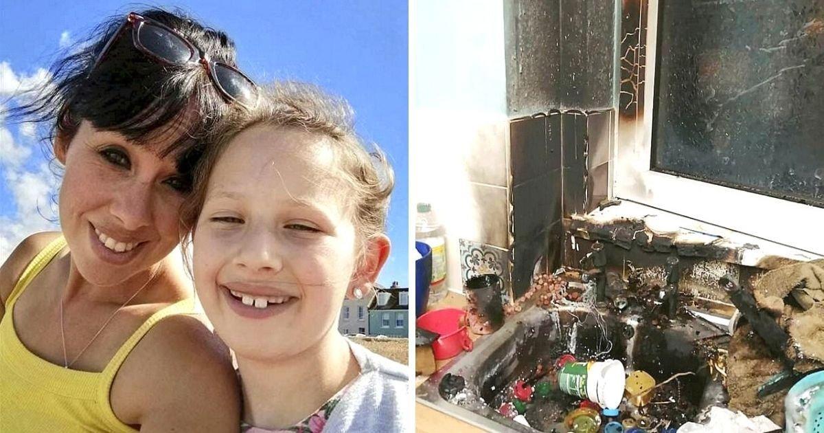 1 101.jpg?resize=1200,630 - Madre E Hija Casi Pierden La Vida Después De Que Una Granada Explotara En Su Casa