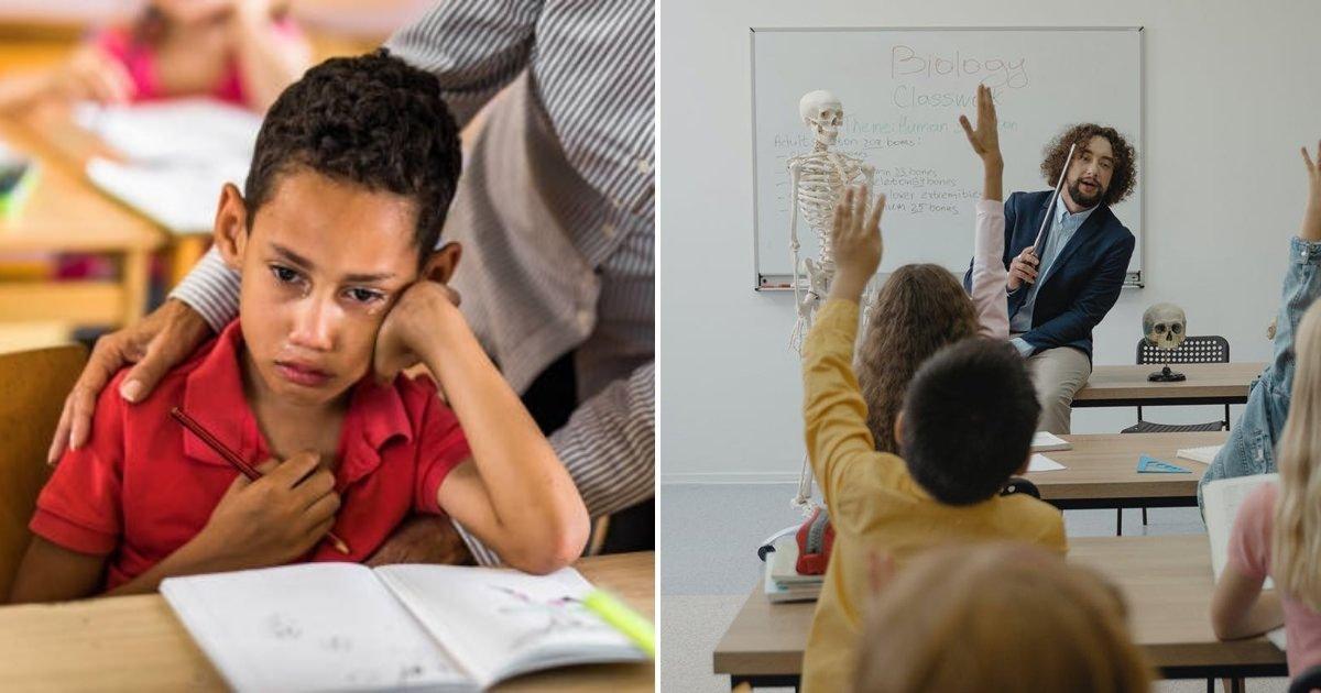 1 121.jpg?resize=1200,630 - Profesor Pega Con Cinta Adhesiva La Boca De Sus Estudiantes Para Evitar Que Hablen En Clase