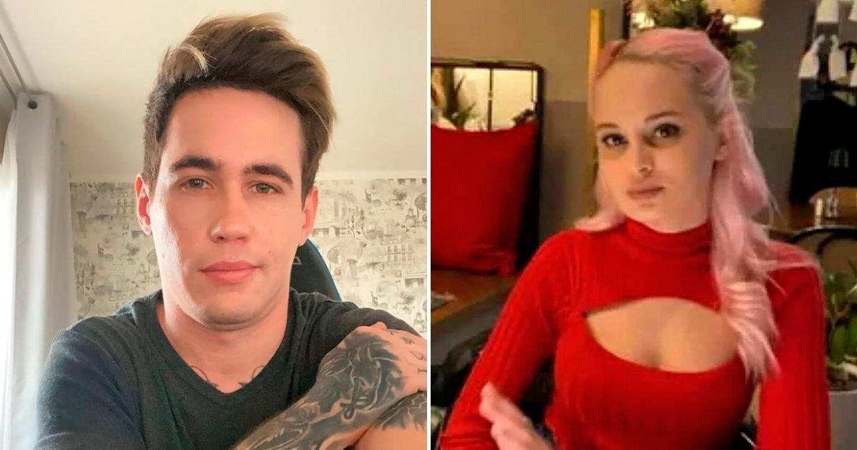 1 75.jpg?resize=1200,630 - La Novia Del YouTuber Que Murió Durante Una Transmisión En Vivo Estaba Embarazada