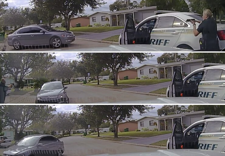 Fatal Shooting of 2 Black Teenagers by Florida Deputy Is Under Investigation - The New York Times