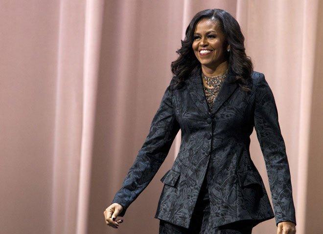Michelle Obama, más celebridad ahora como escritora que como primera dama | Celebrities