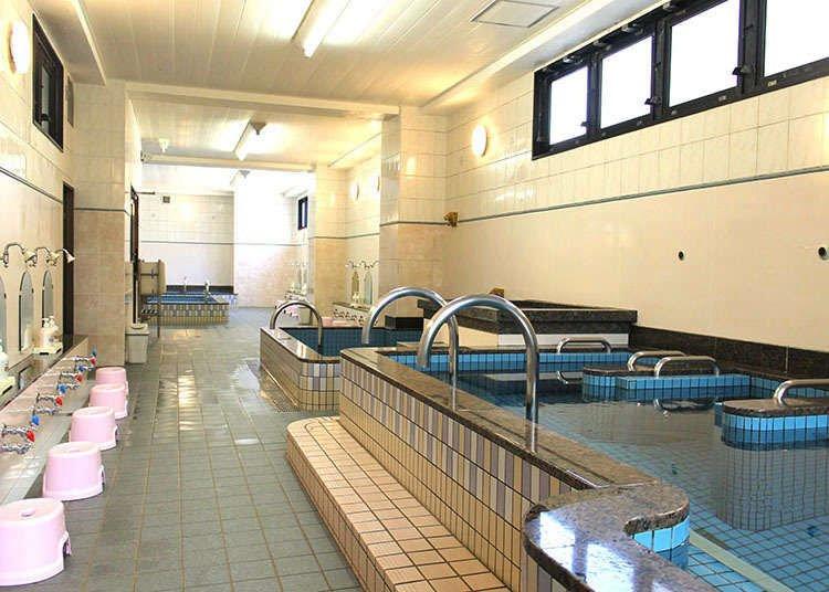 관광 기분으로 대중 목욕탕에 가 봅시다! 입욕매너와 교토 추천 대중 목욕탕 3선 - LIVE JAPAN ( 일본여행·추천명소·지역정보 )