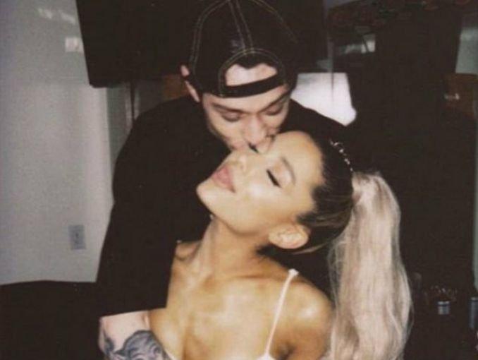 Ariana Grande se compromete con Pete Davidson boda   ActitudFem