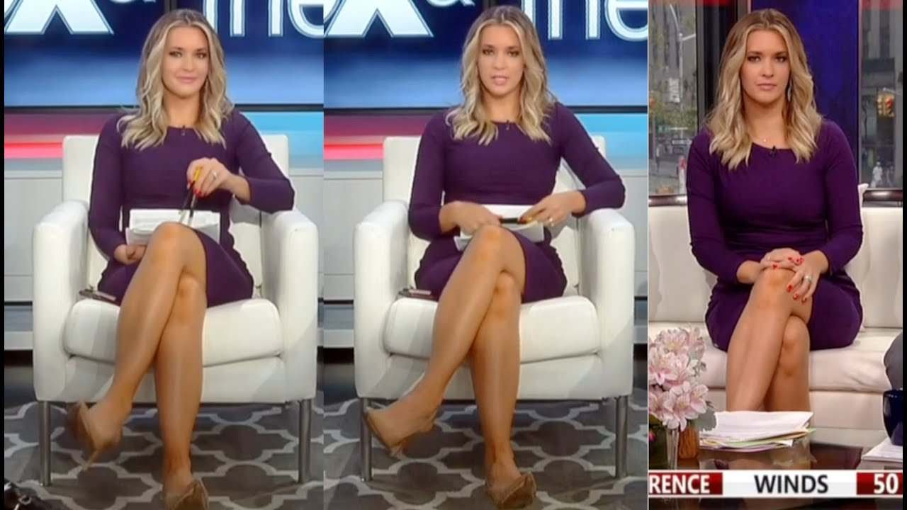 fox news anchors female legs