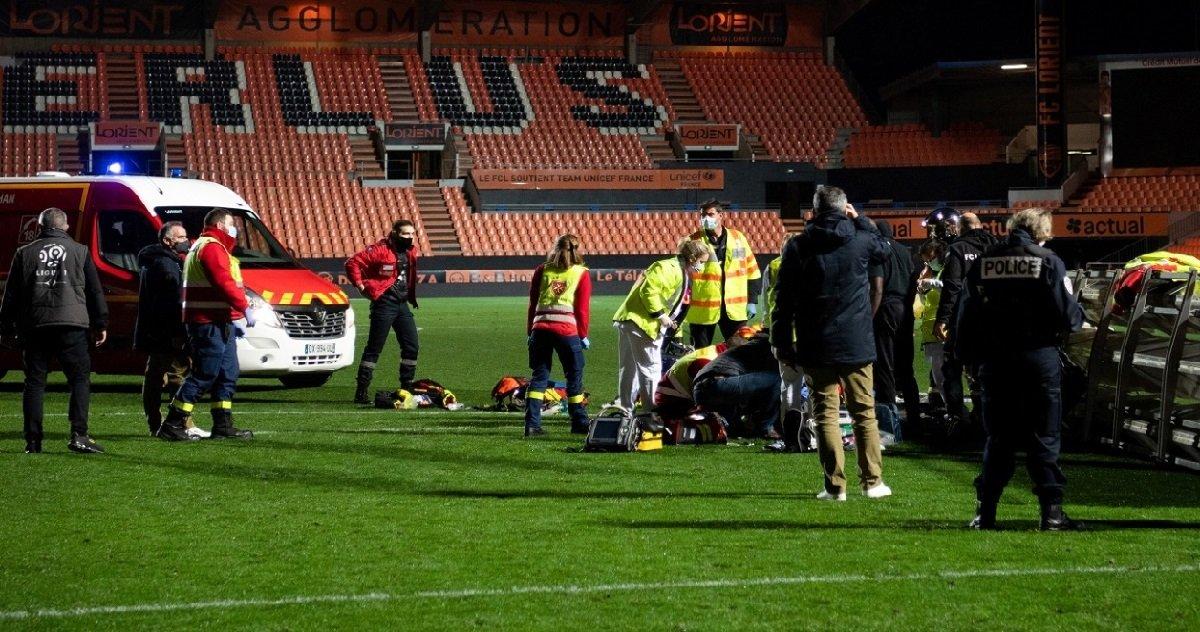 7 lorient.jpg?resize=412,232 - Un jardinier du FC Lorient victime d'un accident mortel dans le stade après le match contre Rennes