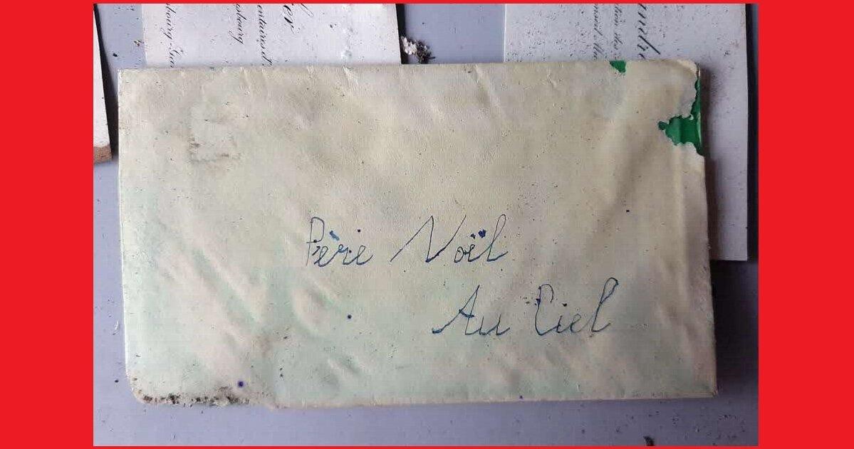 9 lpn.jpg?resize=1200,630 - Strasbourg: une lettre au Père Noël datant de 1930 a été retrouvée par des archéologues