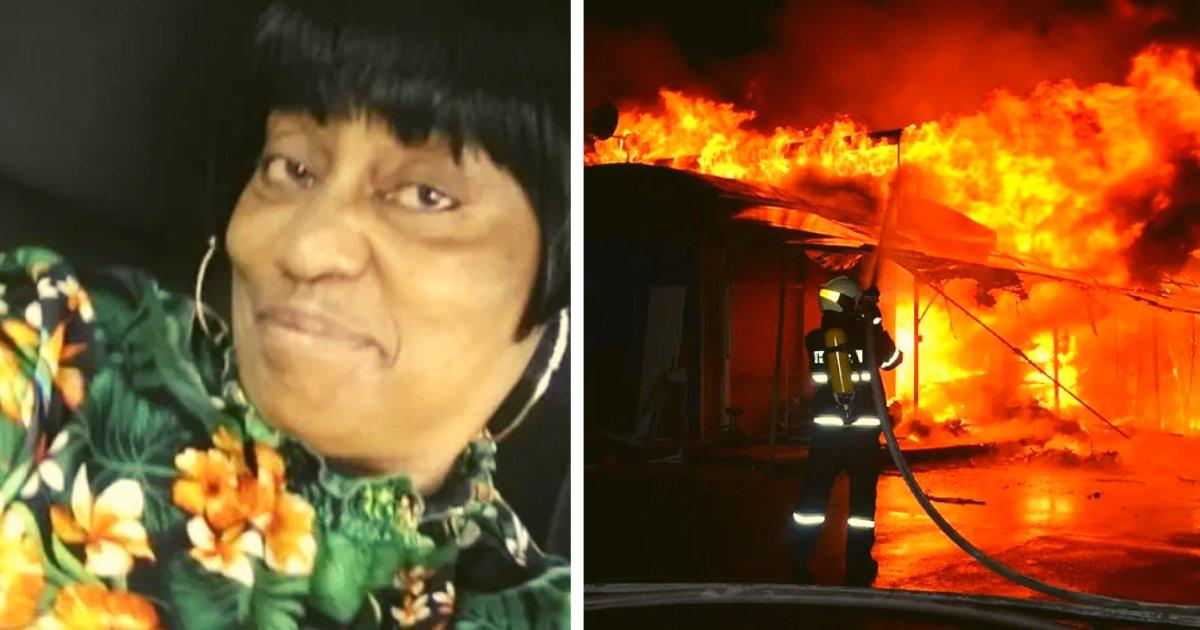 articulosportadas 52.png?resize=1200,630 - Enfermera Perdió La Vida Cuando Intentaba Salvar A Su Paciente Paralizada En Un Incendio