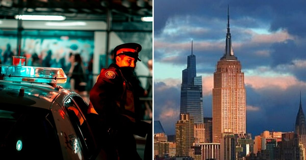 bomb5.jpg?resize=1200,630 - Prank Caller Sparks Panic After Claiming There Is A Bomb At The Empire State Building
