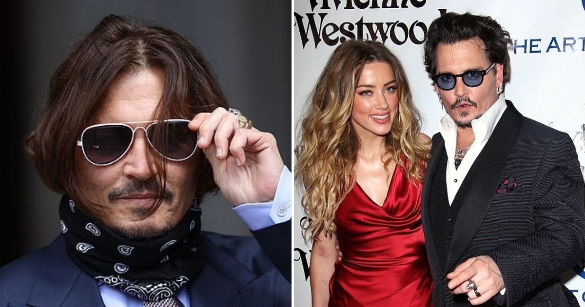 depp6 1.jpg?resize=1200,630 - Pirates Of The Caribbean Star Johnny Depp Hopes For A 'Better Time Ahead' In A Powerful Message To Fans