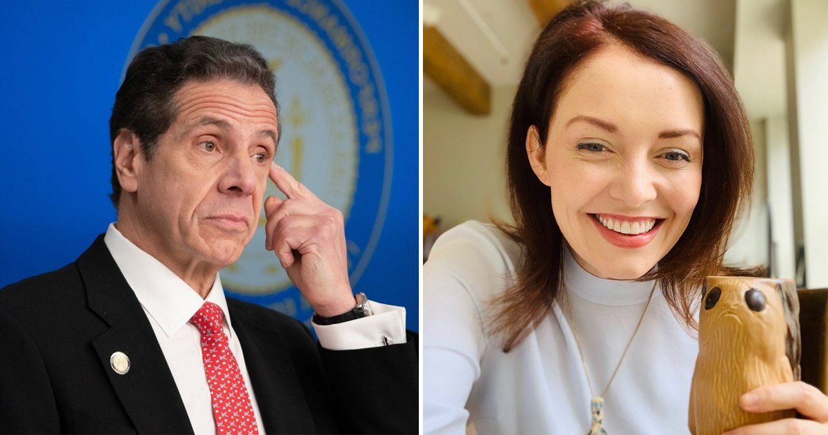 dfdfdfd.jpg?resize=1200,630 - NY Gov. Andrew Cuomo Accused Of 'S**ual Harassment' For Years By Former Aide