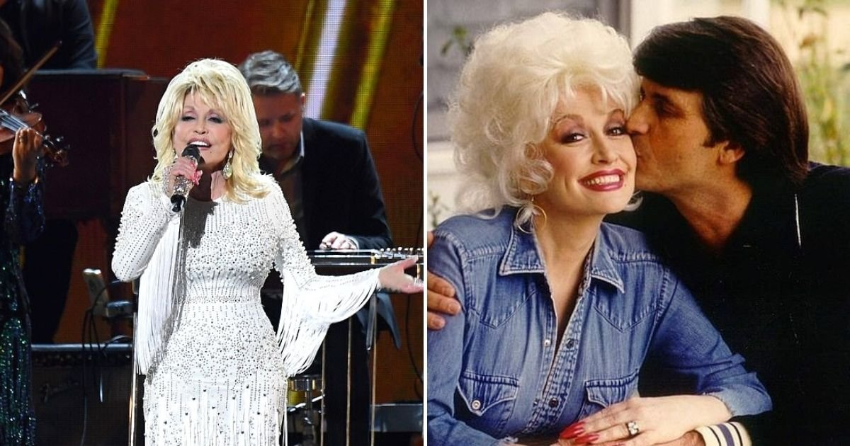 dolly6.jpg?resize=412,232 - 'I'm Sick Of Him And I'm Sure He's Sick Of Me' – Dolly Parton Talks About 54-Year Marriage To Carl Thomas Dean