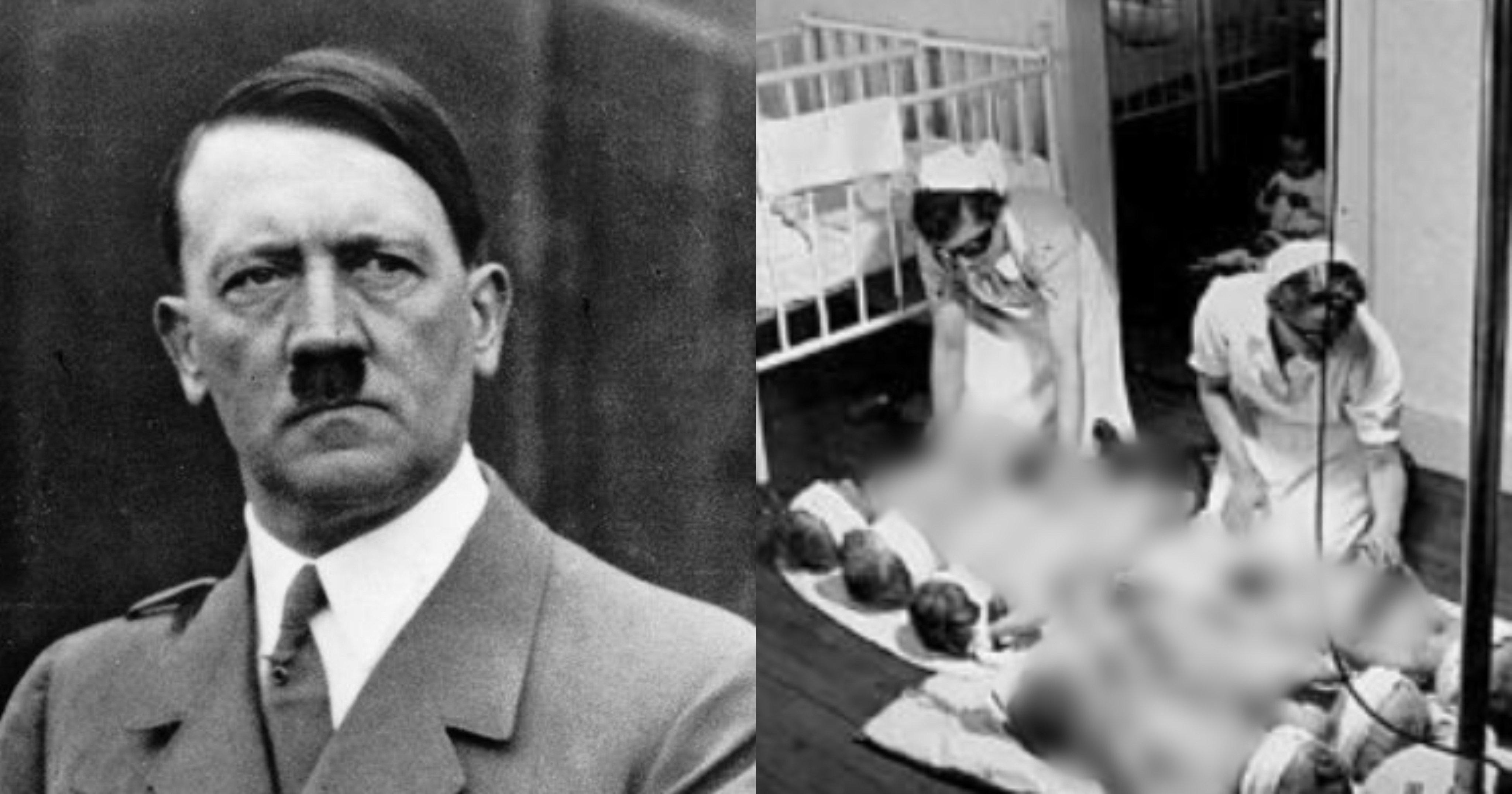 """e38581e384b4e38587e38581e384b4e38587.jpg?resize=412,275 - """"강제로 섹X를.."""" 악명 높은 독재자인 '히틀러'가 몰래 만들고 있었던 충격적인 것.jpg"""