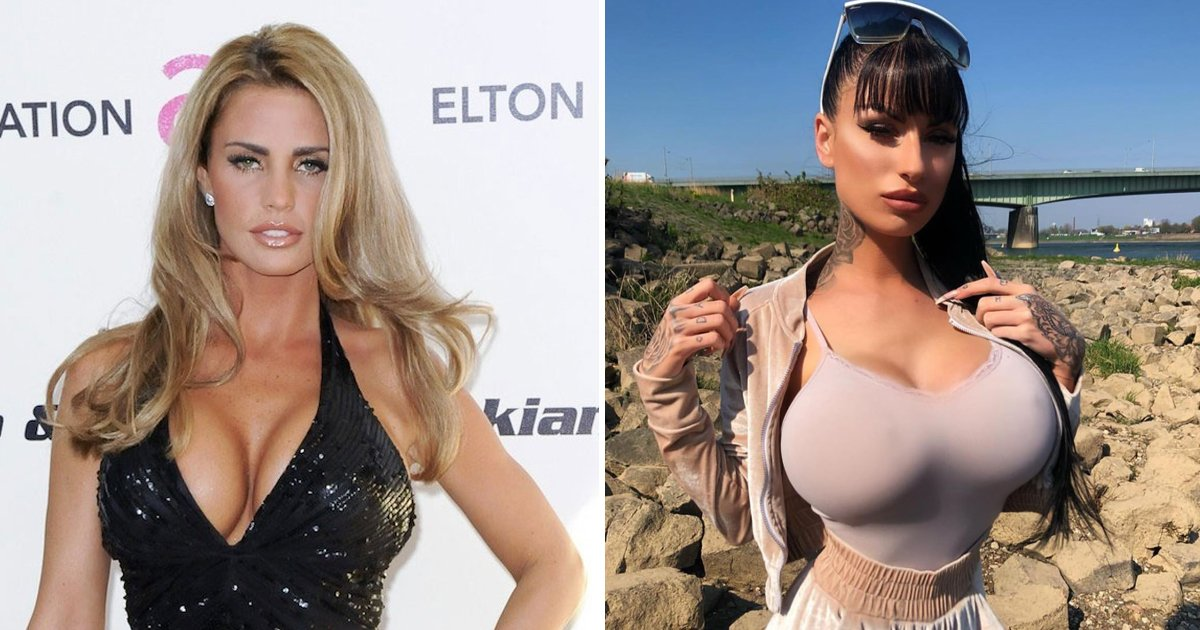 ererreeee.jpg?resize=1200,630 - Woman Splashes Out £18,000 On '4 Breast Implant Surgeries' For A Bust Like Katie Price