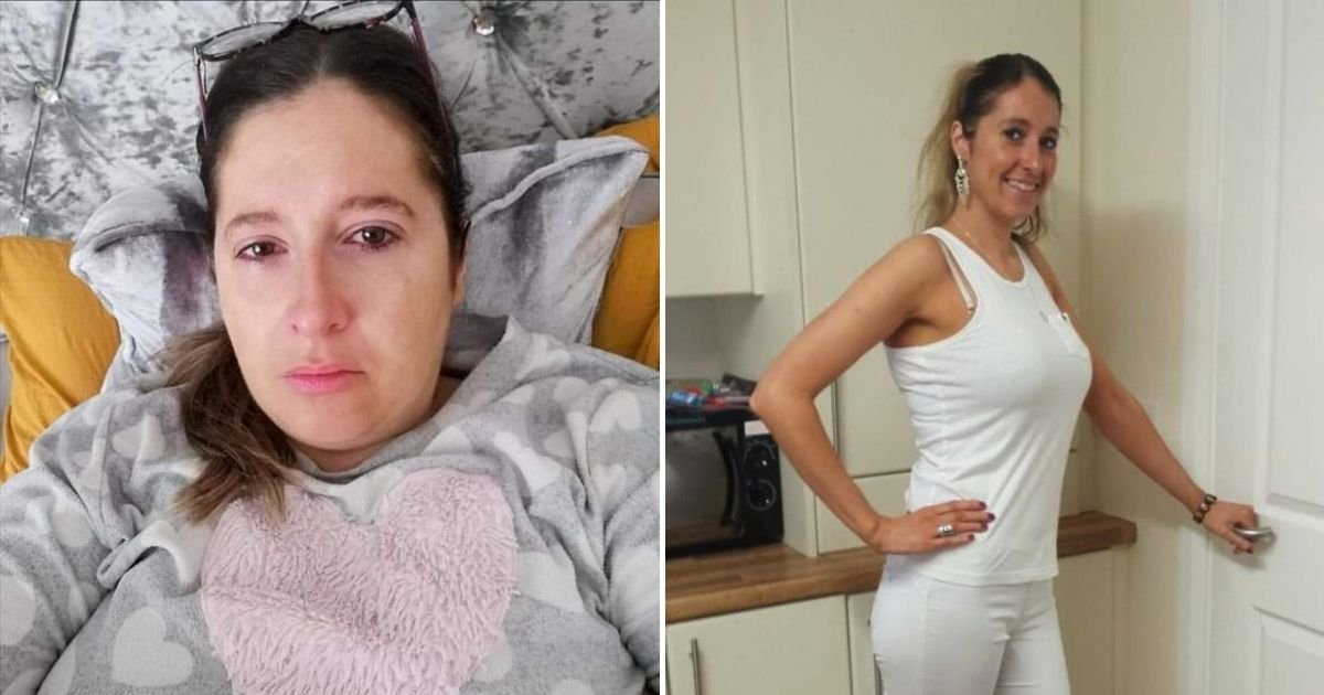 estelle6.jpg?resize=1200,630 - Mother 'Poisoned' By Breast Implants For 10 Years Fears She Would Die