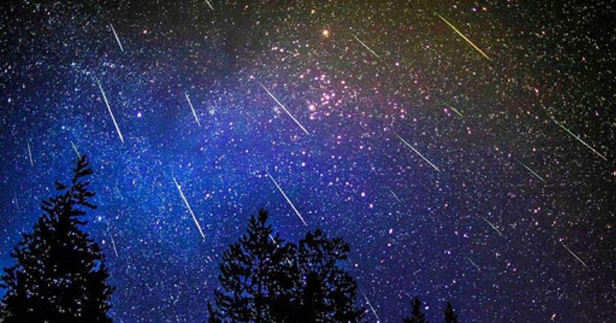 etoiles filantes.png?resize=412,232 - Une pluie d'étoiles filantes illuminera le ciel dans la nuit du 13 au 14 décembre