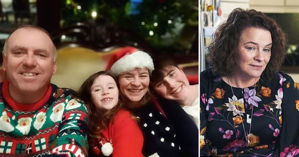 family6 1.jpg?resize=1200,630 - Mother Who Survived Horrific Accident That Killed Her Husband And Children Urges Others To Cherish Their Family