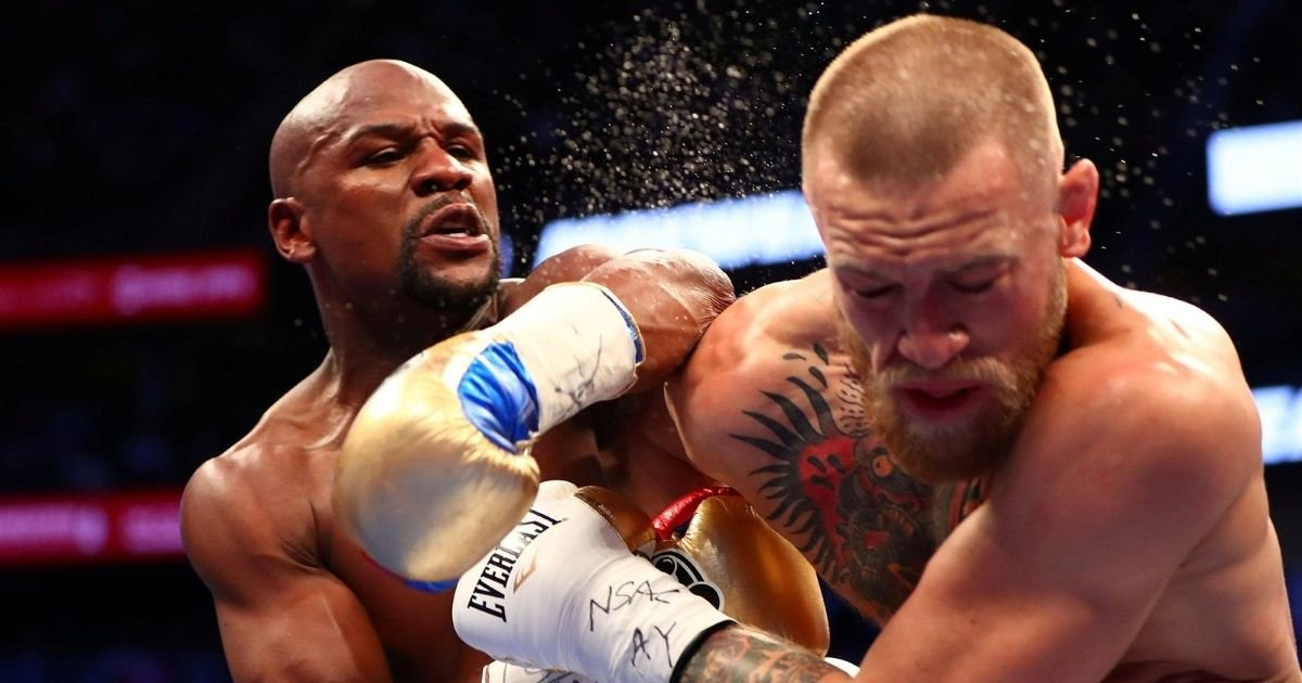 floyd5.jpg?resize=412,232 - American Boxing Legend Floyd Mayweather Returns To The Ring For Exhibition Bout Against YouTube Personality Logan Paul