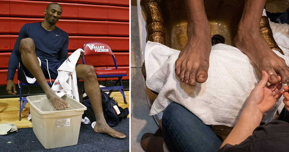 gadgadsg.jpg?resize=412,275 - These Images Of Basketball Players' Feet Show How Hard They Train To Achieve Gains