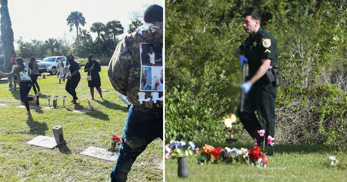 gahah.jpg?resize=1200,630 - Mother Shot At Funeral For Teen Son Killed By Florida Sheriff's Deputy
