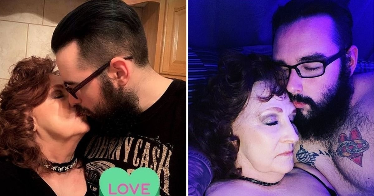 gary6.jpg?resize=412,232 - Man, 23, Who Met His 76-Year-Old Wife At Her Son's Funeral Shares A New Raunchy Video