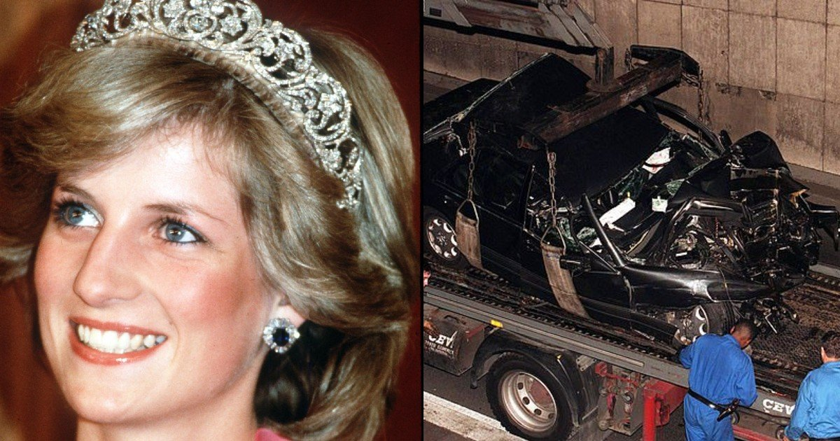 ghjf 5.jpg?resize=1200,630 - Couple Who Witnessed Princess Diana's 'Death Crash' Reveal How It Was NOT An Accident