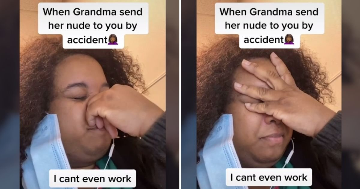 grandma4.jpg?resize=1200,630 - Grandma Accidentally Sends Her Naked Photo To Granddaughter, Leaving Her 'Unable To Function'