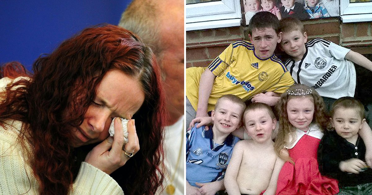haetwet.jpg?resize=412,232 - Evil Mum Who Burned Her 6 Kids To Death In An Arson Attack Gets Freedom From Jail