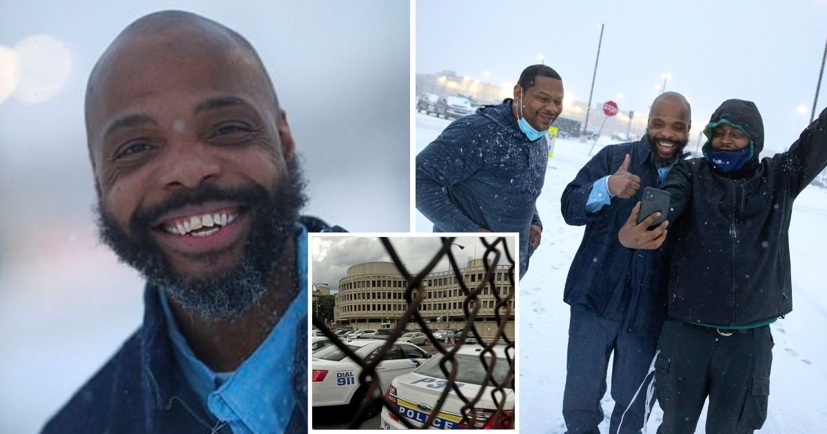hicks6.jpg?resize=1200,630 - Innocent Man Who Spent 19 Years In Prison After Cops Made Up A Story About Him Has Finally Been Freed
