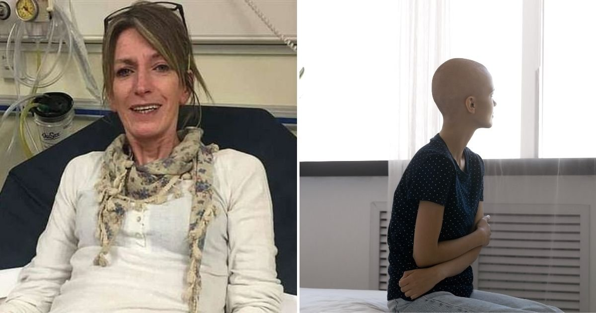 janice5.jpg?resize=1200,630 - Mother Given Chemotherapy For 18 Months After She Was Wrongly Diagnosed With Rare Cancer