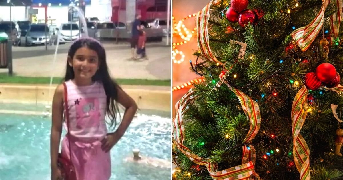 julia6.jpg?resize=1200,630 - 8-Year-Old Girl Electrocuted By Faulty Christmas Decorations As She Stood With Her Family