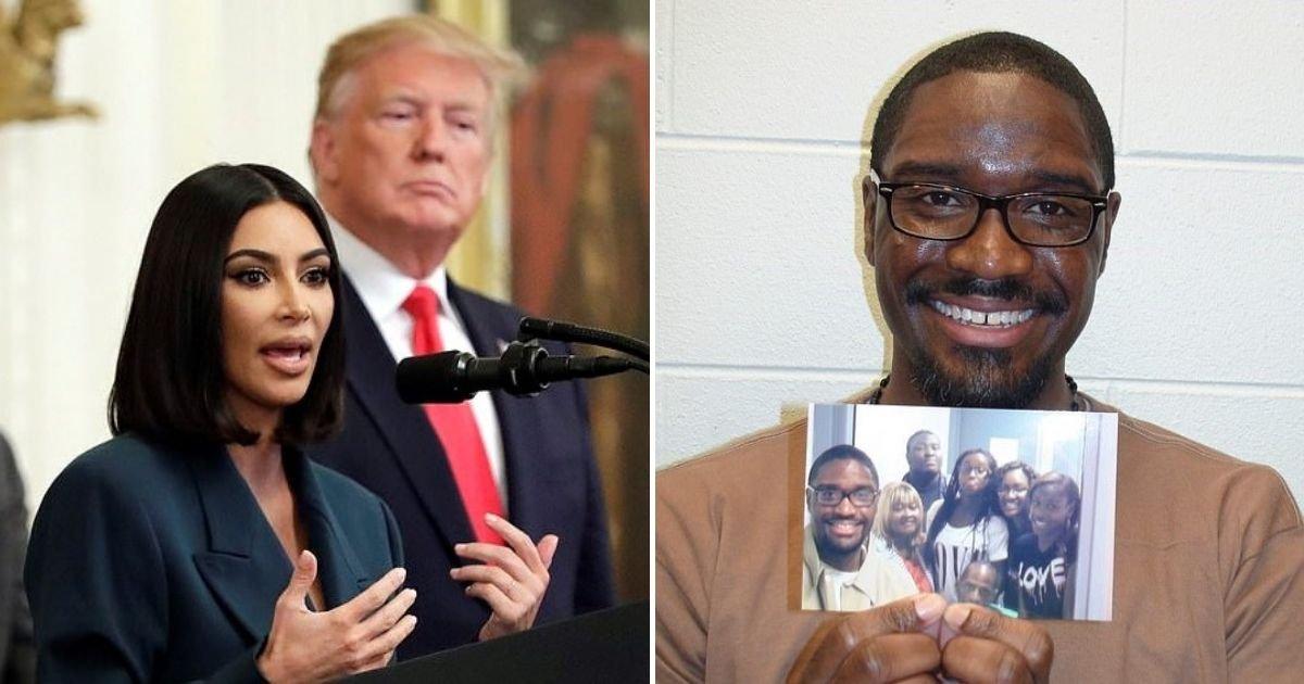 kim6.jpg?resize=1200,630 - Heartbroken Kim Kardashian Pleads With President Trump To Grant Brandon Bernard Clemency Before His Execution