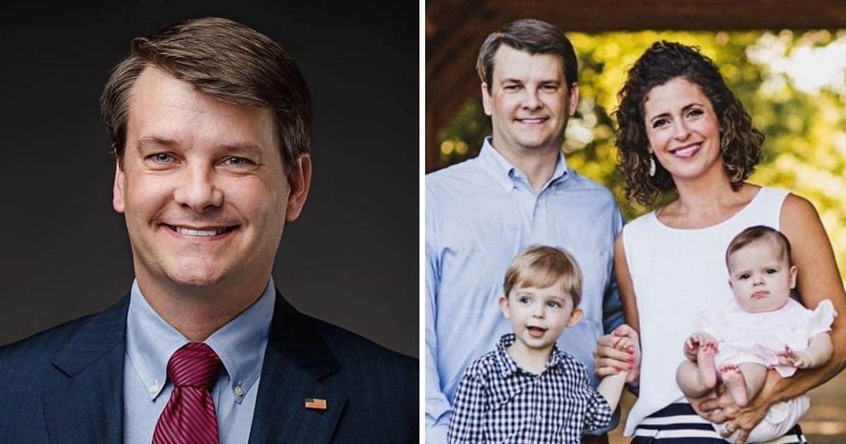 letlow6.jpg?resize=412,232 - Republican Congressman-Elect Luke Letlow Dies Only Days Before Being Sworn In