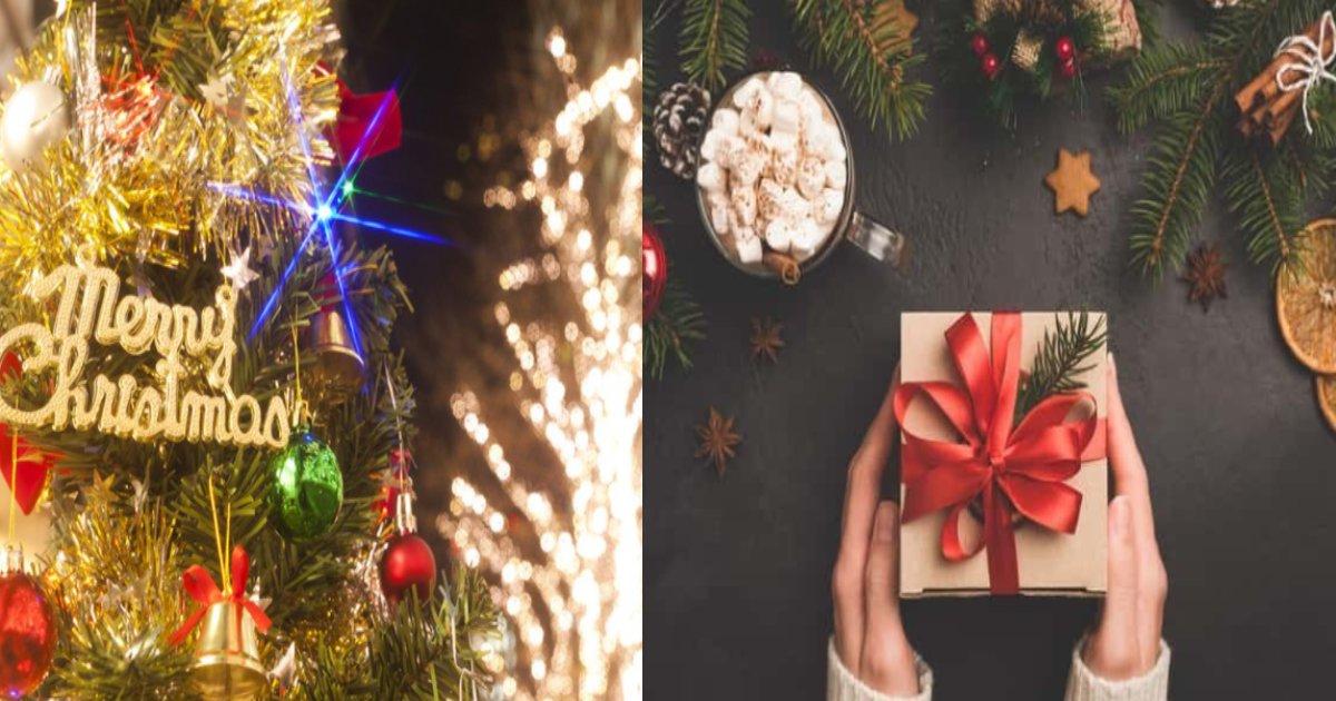 merikuri purersent.png?resize=412,232 - 明日はクリスマス本番!あなたは「クリスマスに一番もらいたくない プレゼント」を選んでないですか…??