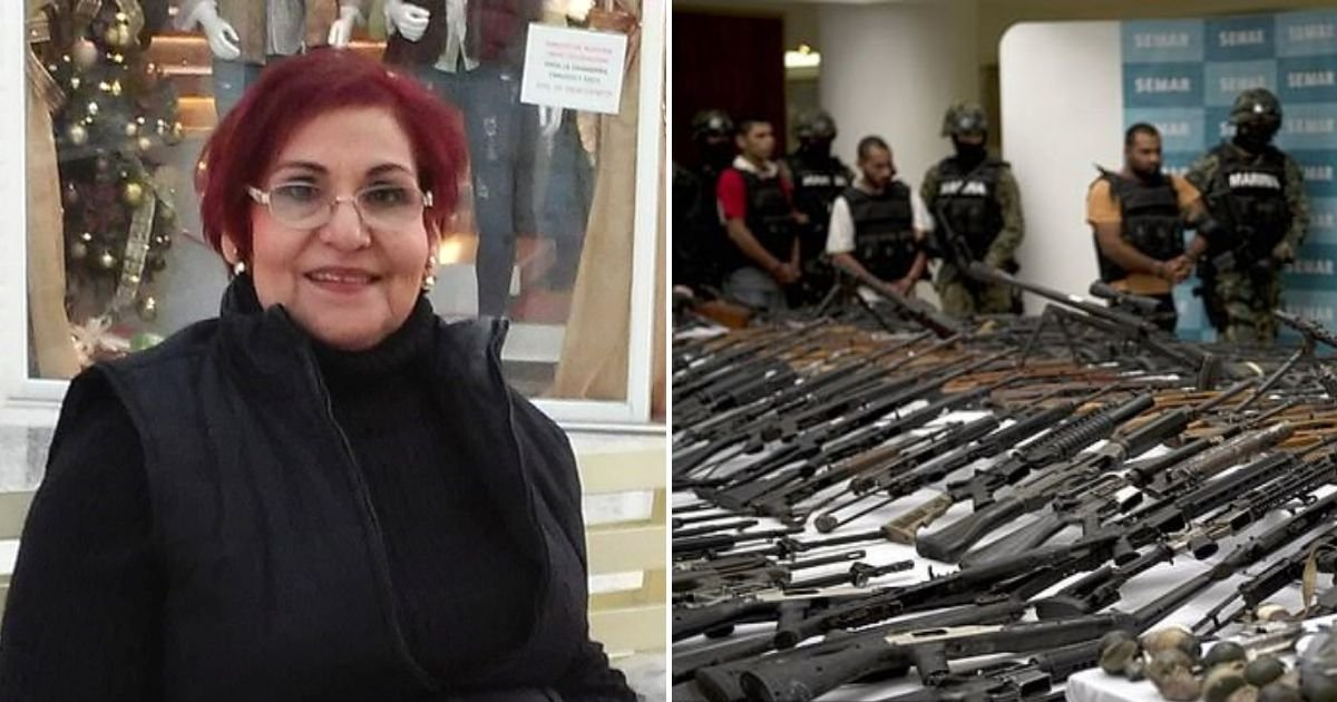 miriam7.jpg?resize=1200,630 - Real Life Taken: Fearless Mom Used Fake IDS And Disguises In 5-Year Mission To Take Down Cartel Members Who Killed Her Daughter