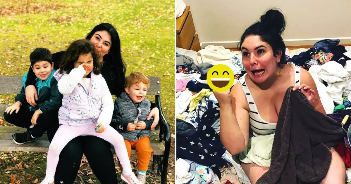 mom5.jpg?resize=412,232 - 'My Kids Are A**holes' – One Mum Earns Praise For Sharing The Reality Of Parenting
