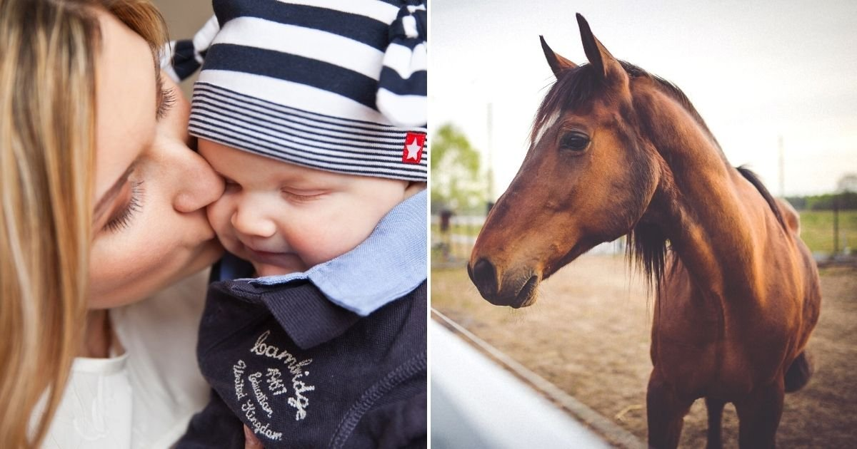 name4.jpg?resize=1200,630 - Woman Cries After Mother-In-Law Says Their Baby's Name Would Be Better For A Horse