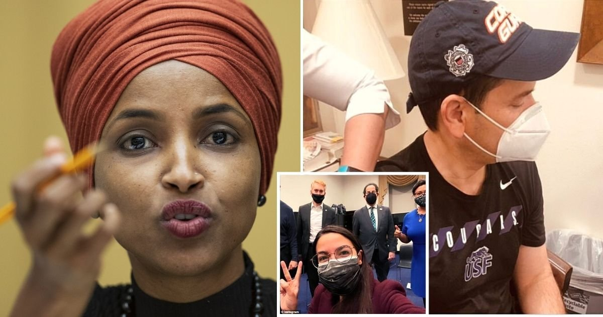 omar3.jpg?resize=1200,630 - Ilhan Omar Slams Younger Lawmakers Like AOC For Getting Vaccine Before Frontline Workers And Elderly