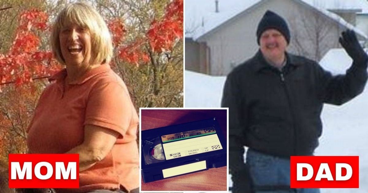 parents.jpg?resize=1200,630 - Son Wins Lawsuit Against His Parents After They Threw His 'Disturbing' Collection Of 2,000 Tapes