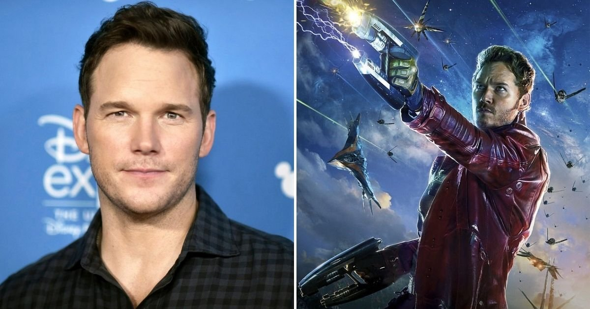 pratt6.jpg?resize=412,232 - Marvel Confirms Chris Pratt's Guardians Of The Galaxy Character Star-Lord Is Bi**xual And Polyamorous