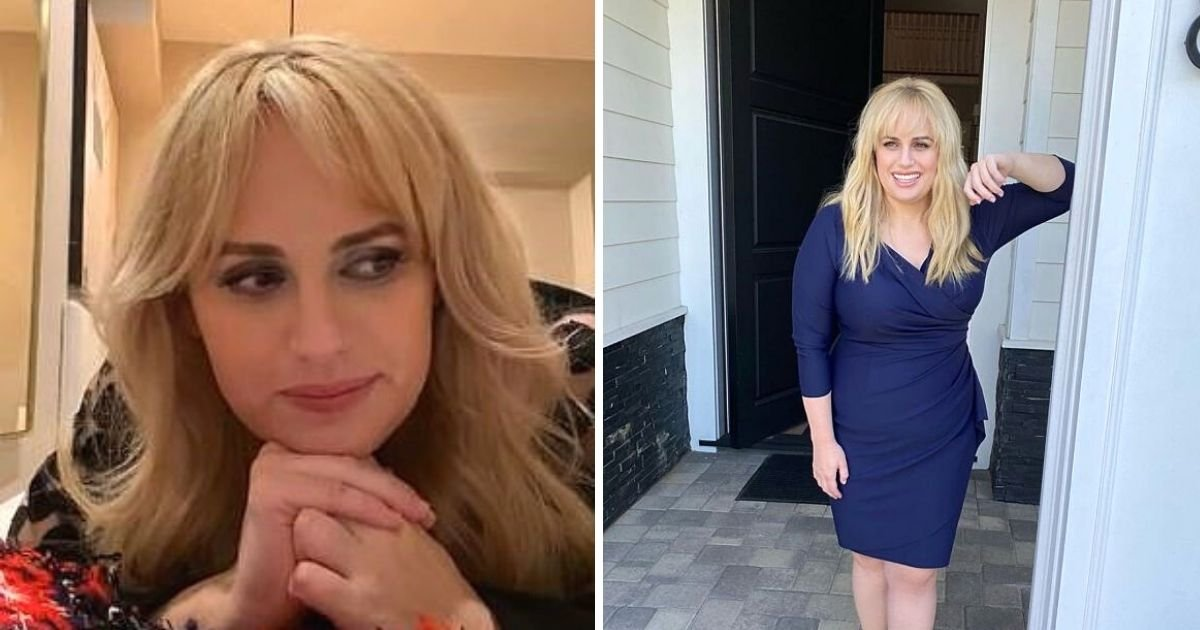 rebel5.jpg?resize=412,232 - Rebel Wilson Reveals She 'Almost Died' As She Talks About Her Battle With Self-Esteem Before Weight Loss