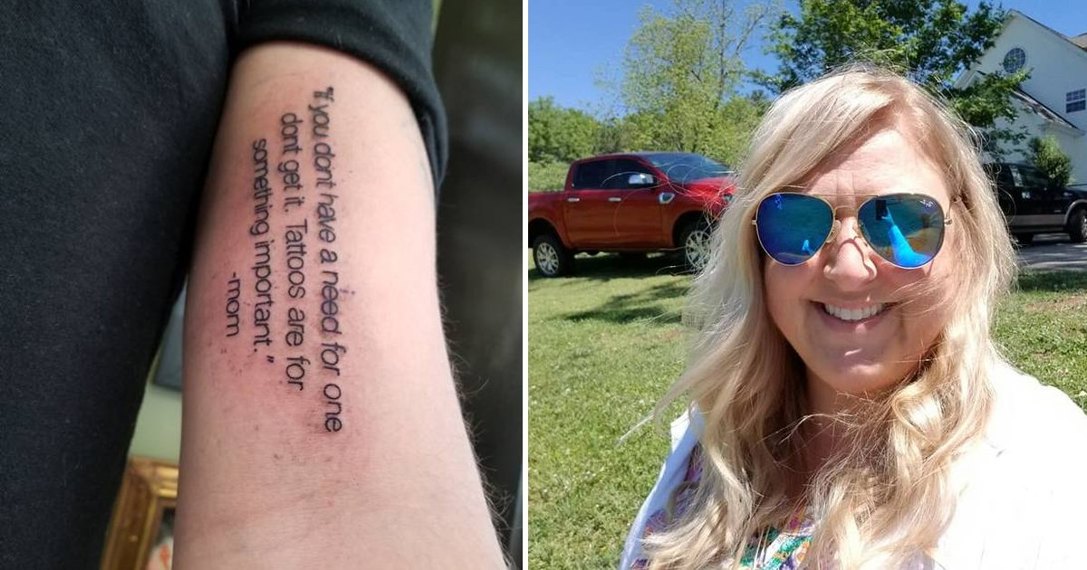 sdfsdfg.jpg?resize=412,232 - Man Takes Mum's Words Too Seriously & Ends Up With The Most Unbelievable Tattoo