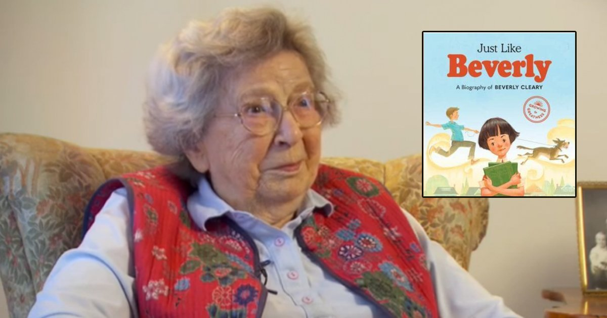 sfsdf.jpg?resize=412,232 - Beverly Cleary Is Still Alive | Beloved Children's Author Turns 103