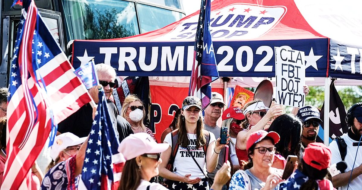 sgdgsgs.jpg?resize=412,232 - MAGA Supporters Gather To Kick Off 2-Week 'Stop The Steal' Multi State Trump Bus Tour