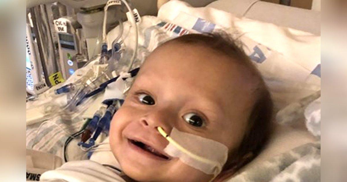 titulo 2020 12 25t134430 741.png?resize=1200,630 - Bebé De 10 Meses Recibe Un Transplante De Hígado De Un Desconocido Que Le Salva La Vida